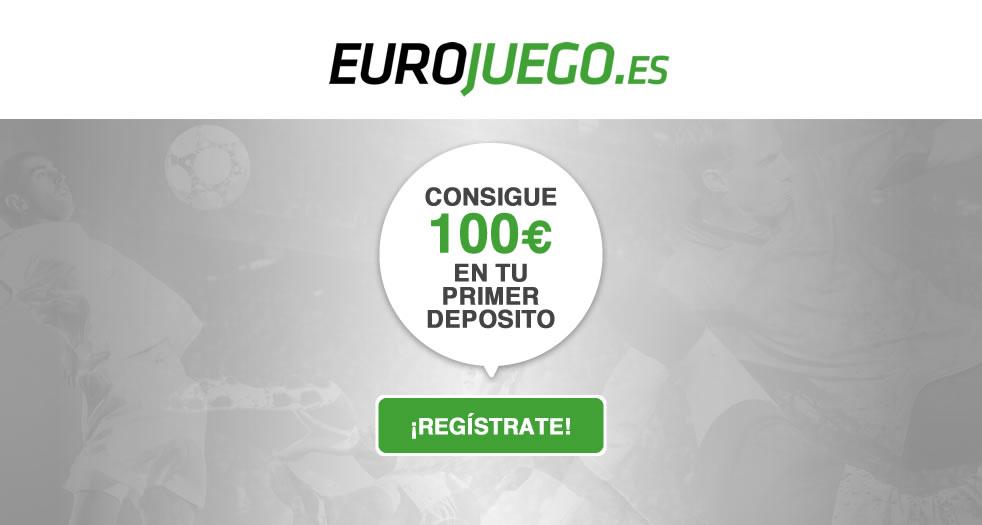 5€ sin deposito con Eurojuego