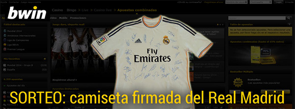 Sorteo-camiseta-Real-Madrid