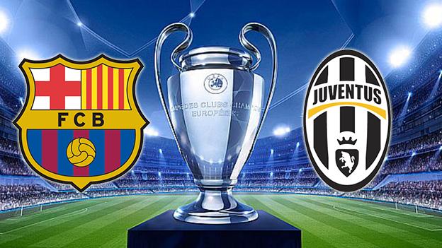 Juventus vs FCBarcelona (2)