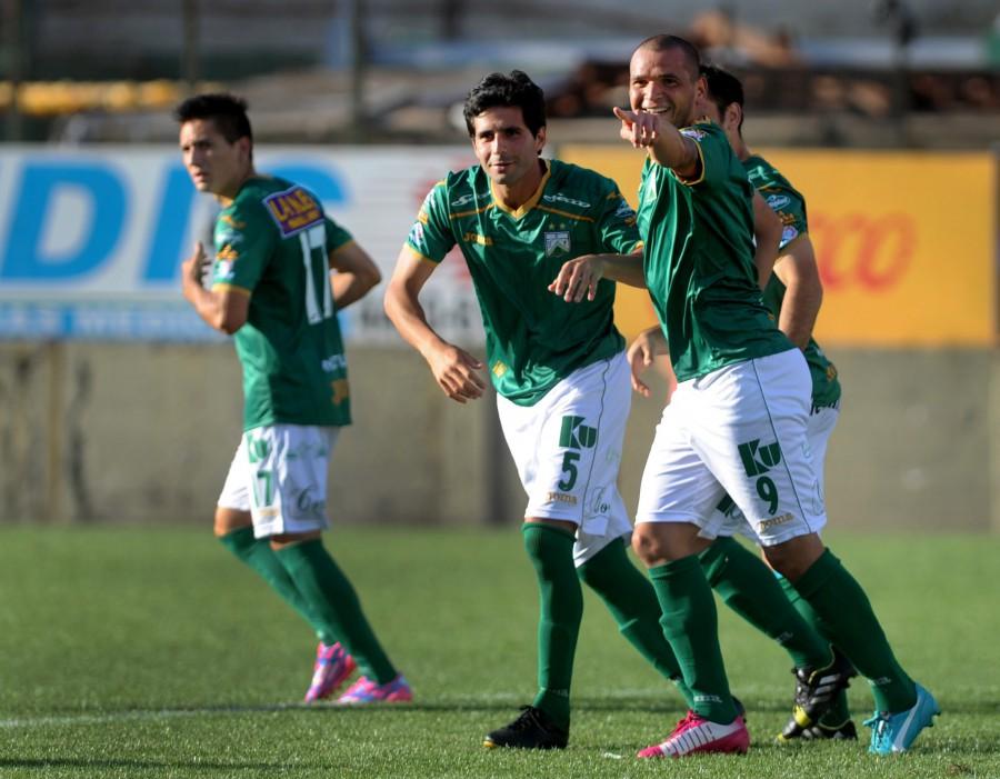 Primera B Nacional: Ferro Carril Oeste-Gimnasia Jujuy