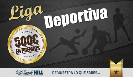 #LigaDeportiva 500€ en premios y TOTALMENTE GRATIS