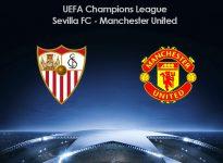 Apuesta Champions: Sevilla vs. Man. United