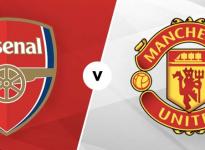 Partido de Fútbol FACup Arsenal vs Manchester United