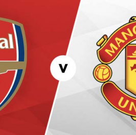 Partido de Fútbol FACup Arsenal vs Manchester United
